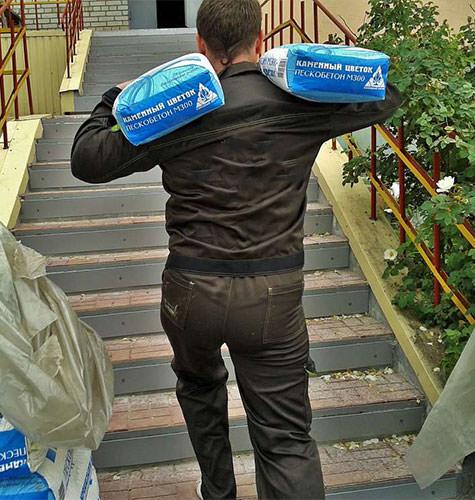 Доставка строительных материалов на заказ в Новосибирске